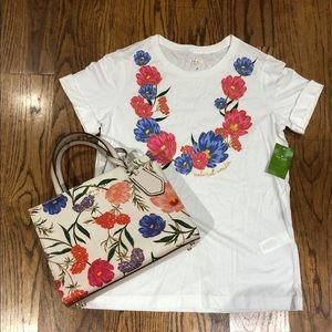 Kate Spade Natural Wonder T-shirt